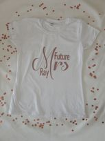 Women's Future Mrs Personalised T-Shirt